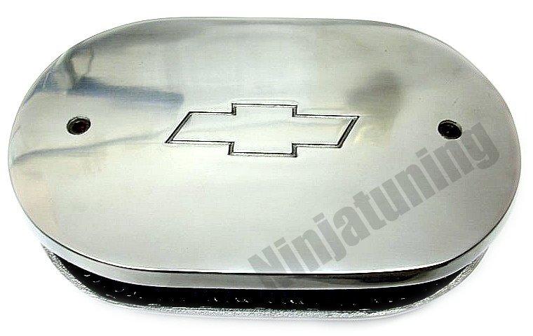 Filtro de ar Oval Marmita p/ Carburador - GM 2E/3E