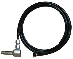 Kit p/ Manômetro pressão Óleo - 1,80 mts / VW AP