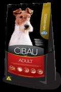 Ração Cibau Mini Breeds para Cães Adultos de Raças Pequenas 15 k