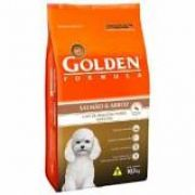 Ração Golden Salmão e Arroz Cães Pequenos de Porte Adulto 10.1k