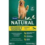 Ração Guabi Natural Cães Adultos Raças Grandes e Gigantes - 15kg