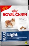 Ração Royal Canin Maxi Light  15K