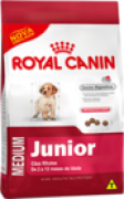 Ração Royal Canin Medium Junior 15 k