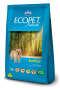 Ração Ecopet Natural Junior Cães Filhotes 15 k