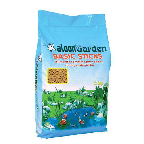 Alcon Garden Basic Sticks Saco 2 Kg