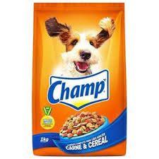 Ração Champ Para Cães Adultos Sabor Carne e Cereal 20 k