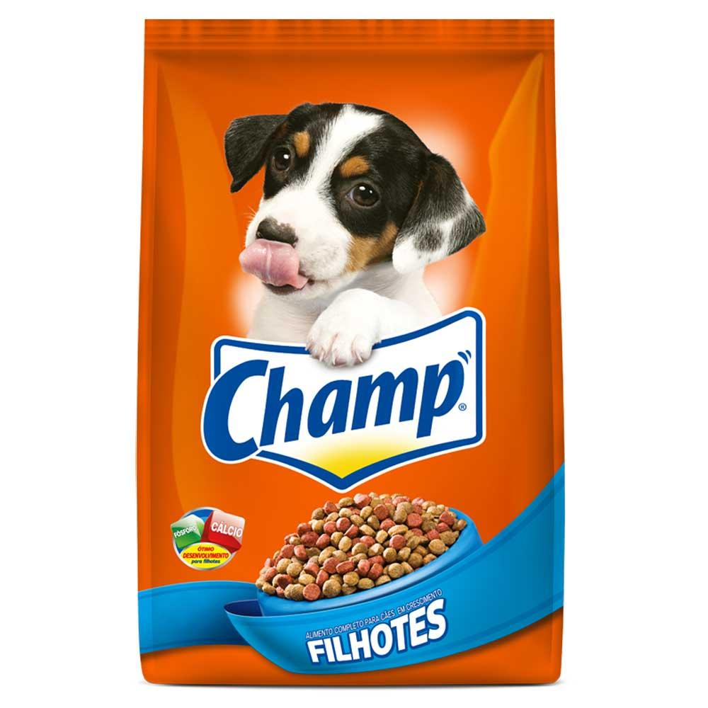 Ração Champ para cães Filhotes 10.1 K
