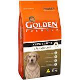 Ração Golden Fórmula para Cães Adultos Sabor Carne e Arroz 15 k
