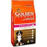 Ração Golden Mega para cães Filhotes 15 k