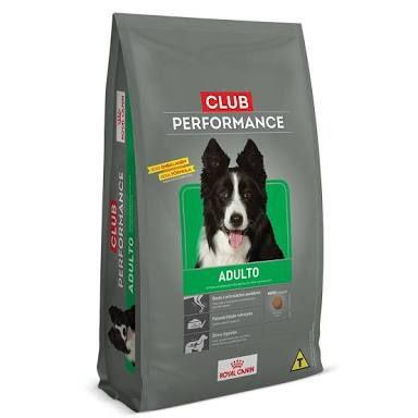 Ração Royal Canin Clube Performance adult 15 kilos