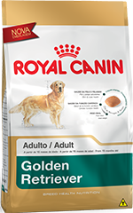 Ração Royal Canin golden retriever adult 12 kilos