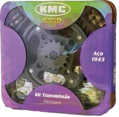 Kit Transmissão Relação Fazer 250