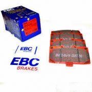 Pastilha de Freio Dianteira EBC Redstuff Subaru WRX