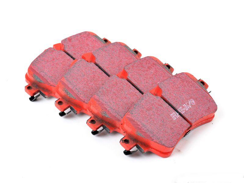 Pastilha de Freio Dianteira EBC RED Mini Cooper F56 2014+