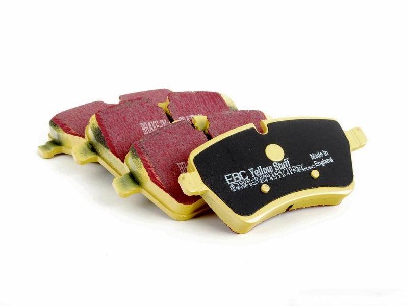 Pastilha de Freio Dianteira EBC Yellowstuff Mini Cooper S