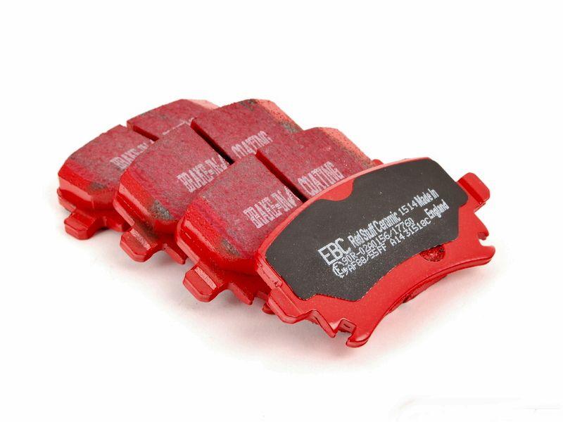 Pastilha de Freio Traseira EBC Redstuff Jetta 2.5 e Audi A3 Sportback 2.0 FSI