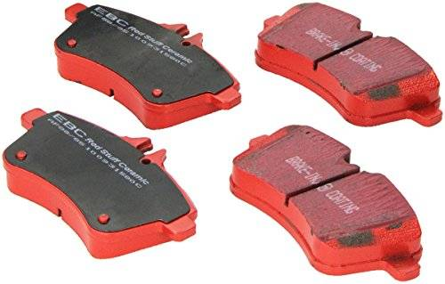 Pastilha Dianteira Ebc Redstuff Mercedes B200 B200 CDI B200 Turbo