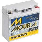 Bateria Moura 12v 18ah Moura 12MVA-18