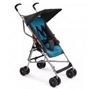 Carrinho de Bebê Passeio Guarda-Chuva Pocket Multikids Azul - Multikids