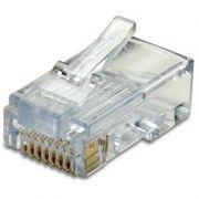Conector  Modular Plug ( CY ) RJ45 Macho CAT5 Seccon CY-P8P8C00