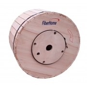 BOBINA DE FIBRA FIBERHOME FIG8 12FO 2KM RE808