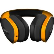 Fone Headphone Pulse Over Ear Hands Free Com Microfone Integrado - PH148 Amarelo