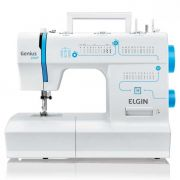 Máquina De Costura Elgin Genius Plus+ Jx-4035 - 110v