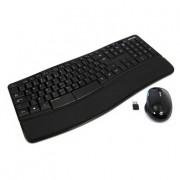 Mouse e Teclado Microsoft Wireless Comfort Sculpt L3V-00005 - Preto