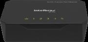 Switch Intelbras SF 500 5 Portas 10/100Mbps