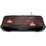 Teclado Multilaser Gamer Multimídia USB Led TC167