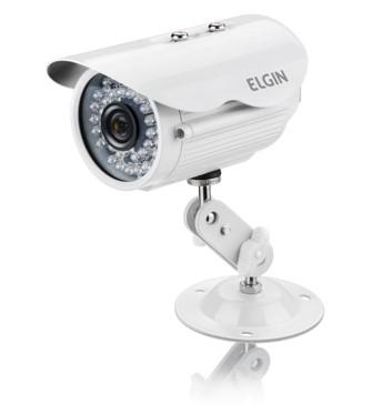 Camera  800 Tvl 20mt Canhao Elgin Camera  800 Tvl 30mt  Canhao Elgin