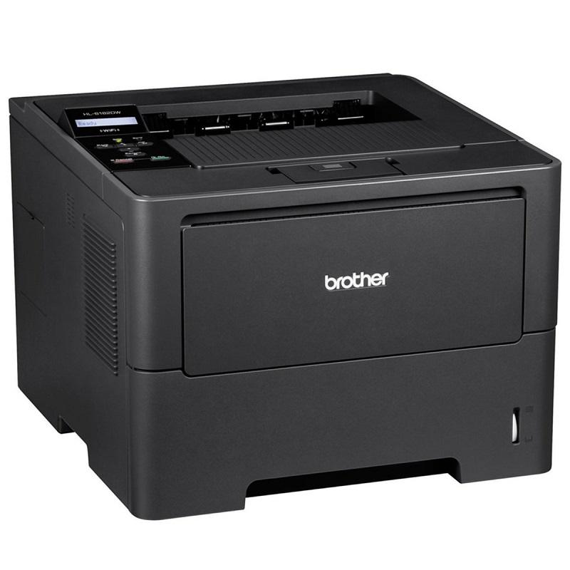 Impressora Brother Hl-6182dw Hl6182  Laser Monocromática
