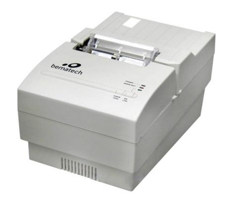 Impressora Não Fiscal Matricial Mp-20 Mi Bematech