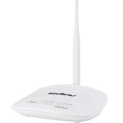 Roteador Intelbras Wireless 150Mbps WRN 240 SLIM Branco