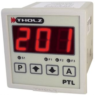 Amperímetro Digital Trifásico - PTL286N 90~240Vca P243