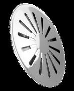 Dispositivo de Dreno de Fundo Inox - Alvenaria - Inaqua