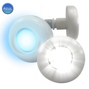 Power LED Azul - 3W - Cabo 2M