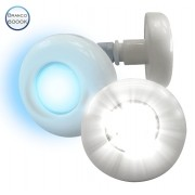 Power LED Branco - 3W - 6.000K - Cabo 2M