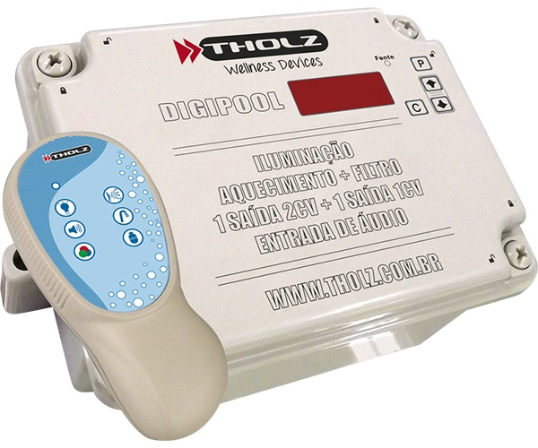 DIGIPOOL 36W - MCX1024N - 220VCA - P641
