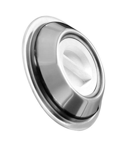 Dispositivo de Aspiração Inox - Alvenaria - Inaqua