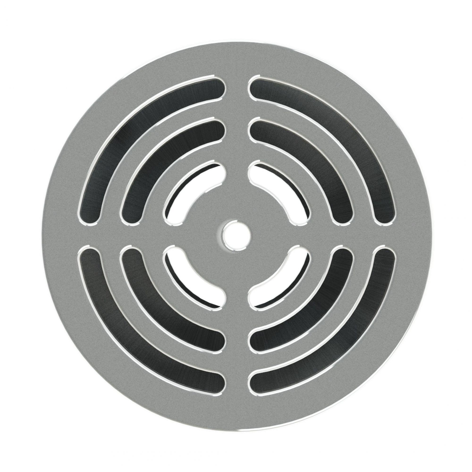 Dispositivo de Dreno Lateral Redondo Inox - Alvenaria - Tholz