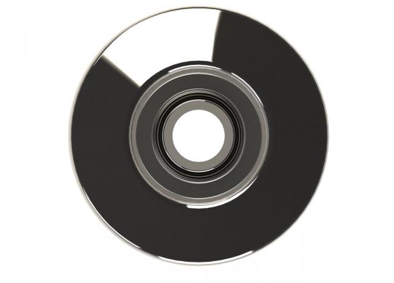 Dispositivo de Retorno Ajustável Inox - Alvenaria - Tholz