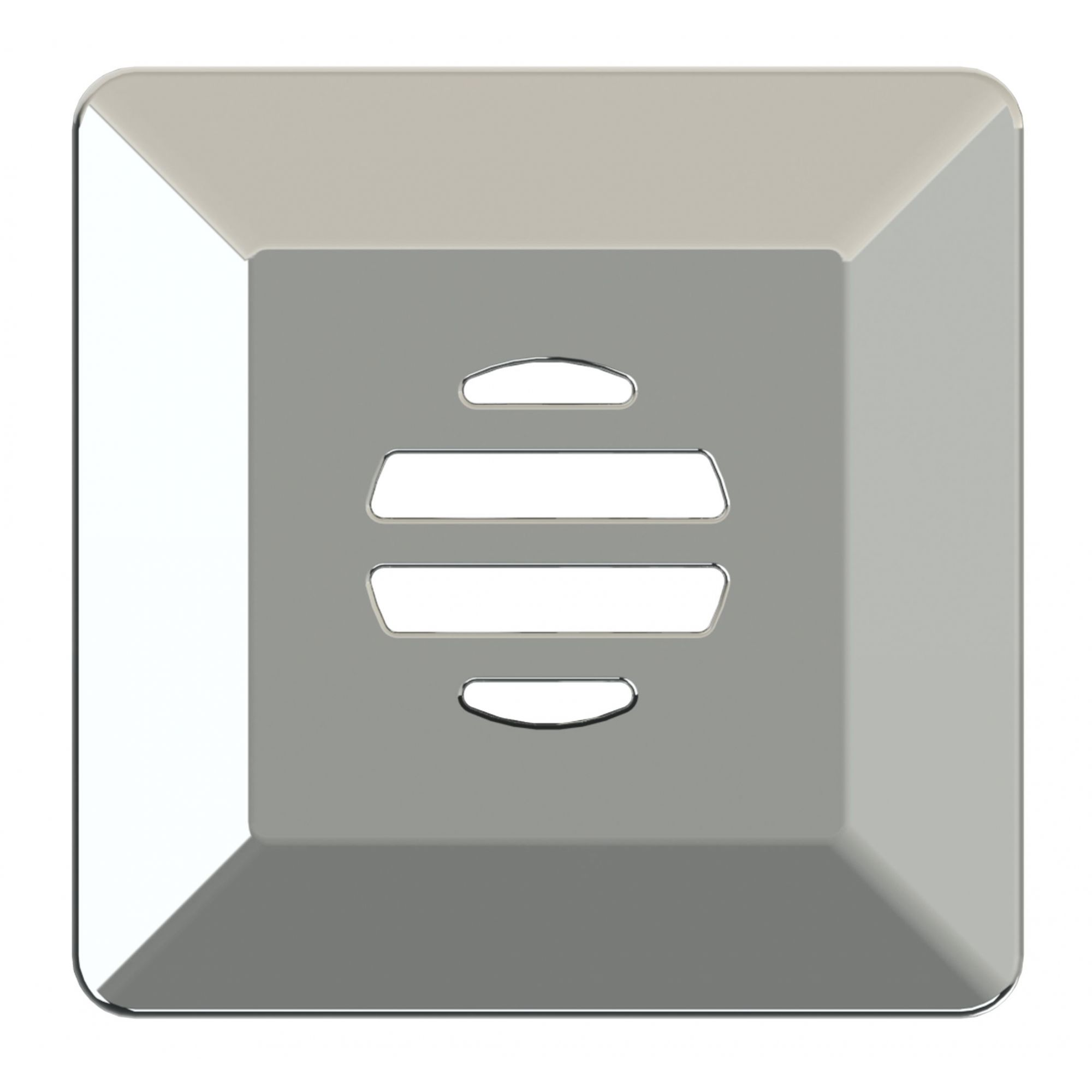 Dispositivo Nivelador Quadrado Inox - Alvenaria - Tholz