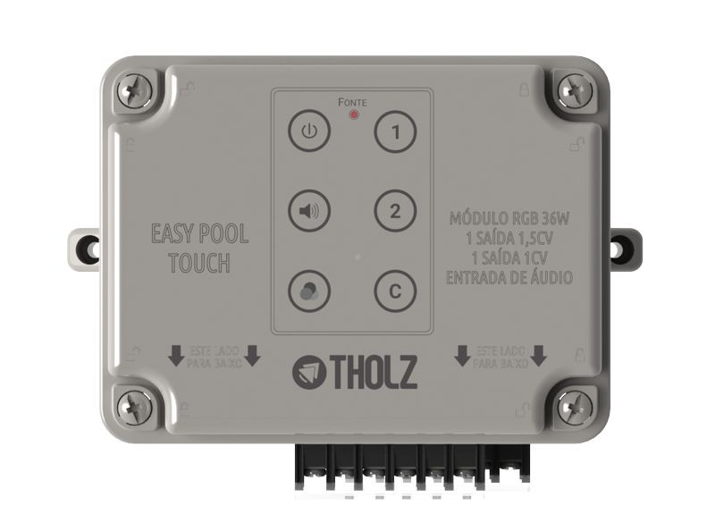 Easy Pool Touch 36W - MCX997N - 110/220Vca - P648