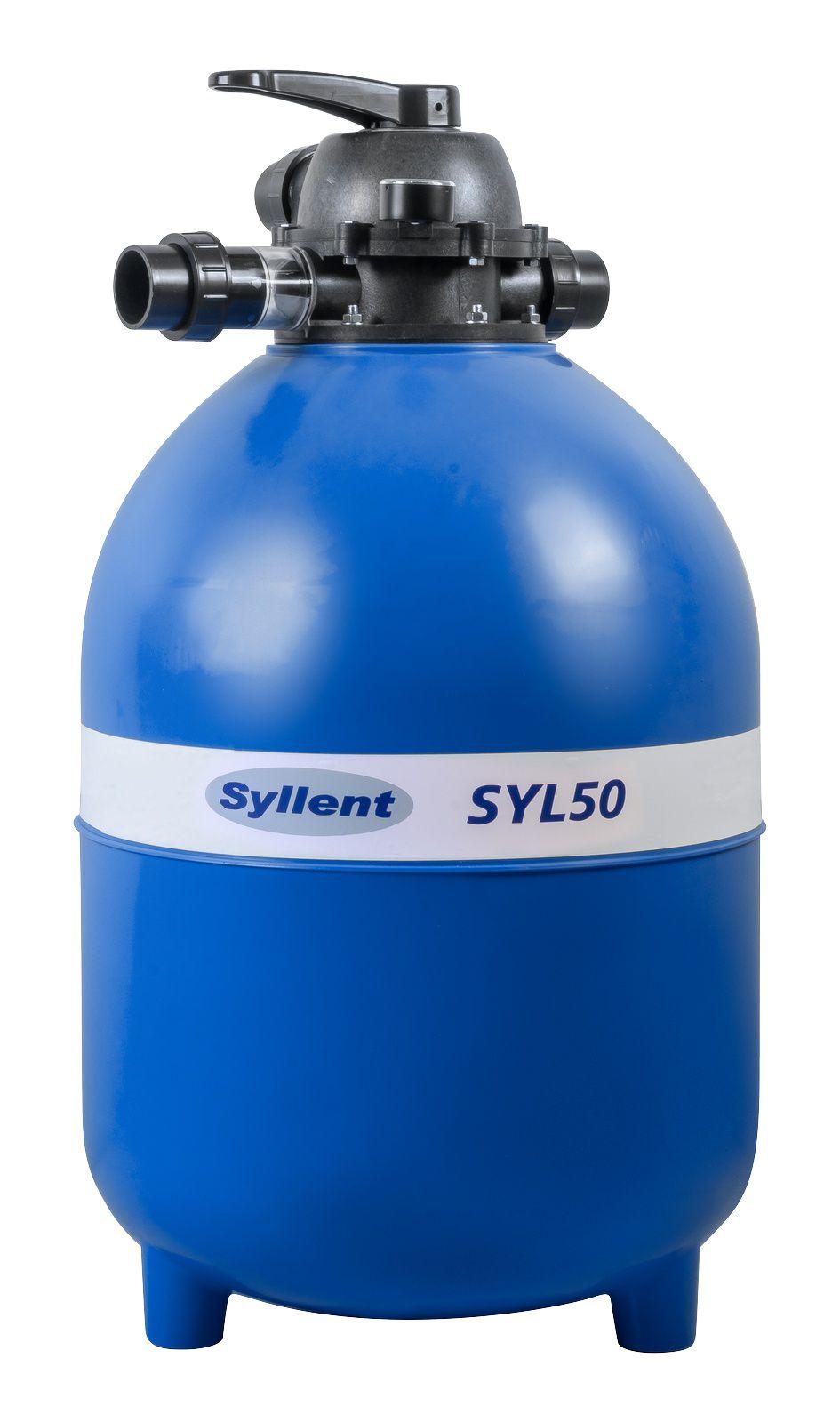 Filtro para Piscinas Até 72 Mil Litros SYL50 - Syllent