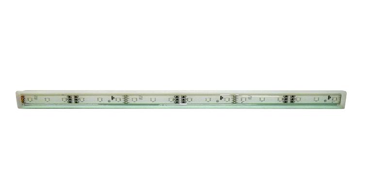 Módulo Basic RGB - 54W - MCX844N-12VCA - P598 + 7 Refletores RGB 6W c/ Cabo 2M + 7 Caixas de Passagem + 1 Transformador TR1-60VA + Refletor Cascata 45cm