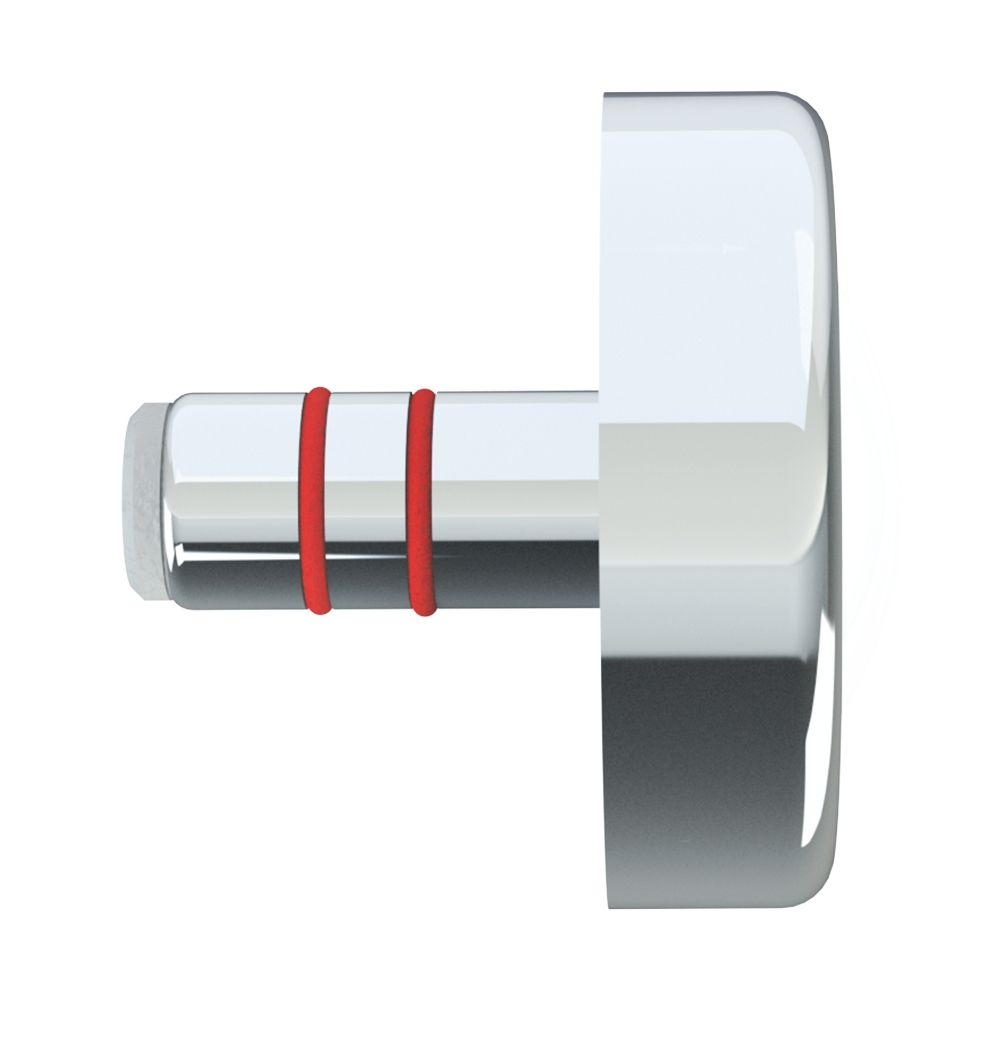 Power LED Branco - 9W - 6.000K - Cabo 10M