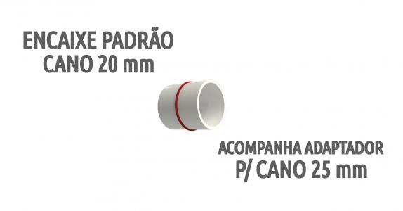 Power LED RGB - Piscina - 4,5W Inox - Cabo de 2M