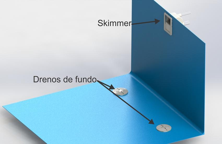 Skimmer Compacto