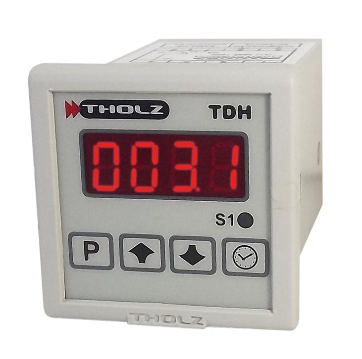 Temporizador Digital - TDH033N - 90~240Vca - P008
